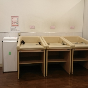 エディオン付近赤ちゃん休憩室