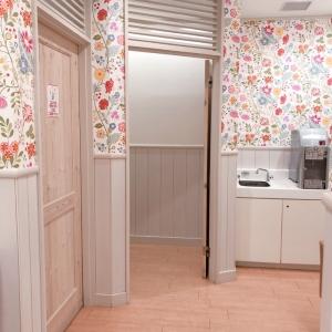 東急スクエア(5F)の授乳室・オムツ替え台情報 画像2