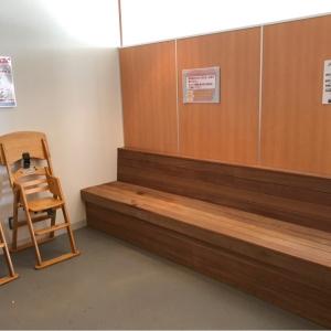 国営昭和記念公園レインボープール(昭和管理棟)の授乳室・オムツ替え台情報 画像4