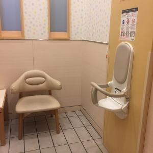 阪急大井町ガーデン(2階)の授乳室・オムツ替え台情報 画像4