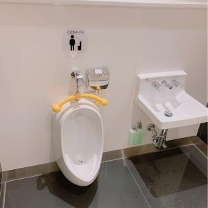 女性用トイレ入口