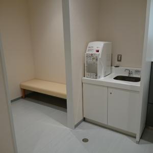 東京ビッグサイト 南展示棟(2F)の授乳室・オムツ替え台情報 画像1