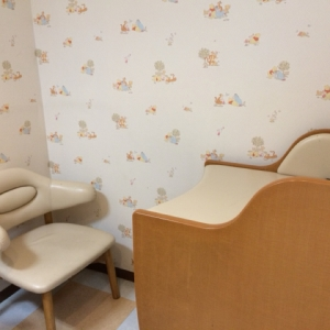 さいか屋藤沢店(7階)の授乳室・オムツ替え台情報 画像8