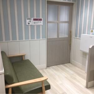 ユニバーサル・シティウォーク大阪(3F)の授乳室・オムツ替え台情報 画像4