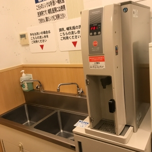 イオンスーパーセンター南相馬店(1F)の授乳室・オムツ替え台情報 画像4