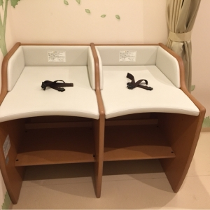 エディオン蔦屋家電(2F)の授乳室・オムツ替え台情報 画像5