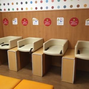イオン船橋店(3階 赤ちゃん休憩室)の授乳室・オムツ替え台情報 画像3