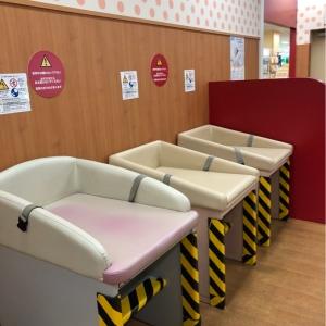 イオン東岸和田店(2階 赤ちゃん休憩室)の授乳室・オムツ替え台情報 画像2
