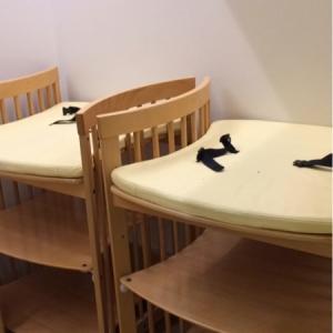 松屋銀座(6F ベビー休憩室)の授乳室・オムツ替え台情報 画像15