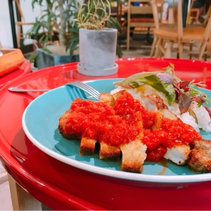 Cafe & Dining ICHI no SAKA 都立大学(1F)のオムツ替え台情報 画像3