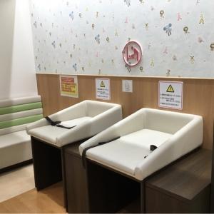 イオンモール大阪ドームシティ店(4F)の授乳室・オムツ替え台情報 画像2