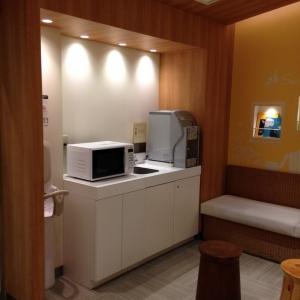 渋谷ヒカリエ(B2F スイッチ・リビング)の授乳室・オムツ替え台情報 画像24