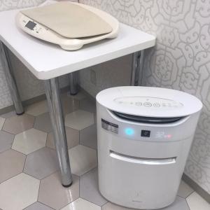 京都タカシマヤ(5階 ベビーサロン)の授乳室・オムツ替え台情報 画像4