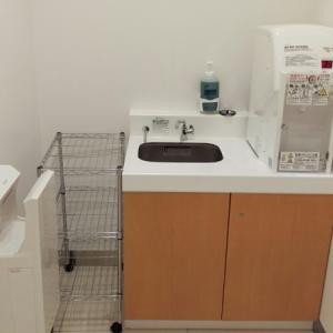 スーパーマーケットバロー 茶が崎店(1F)の授乳室・オムツ替え台情報 画像5