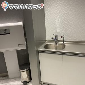 新宿住友ビル(地下)の授乳室・オムツ替え台情報 画像4