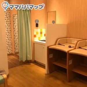 成城コルティ(3F)の授乳室・オムツ替え台情報 画像4