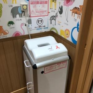 近鉄百貨店 生駒店(4F)の授乳室・オムツ替え台情報 画像5