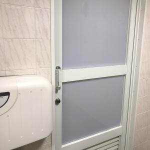 ヤマダ電機 テックランド西神戸店(女子トイレ内)の授乳室・オムツ替え台情報 画像4
