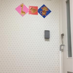 授乳室。冷暖房あり。