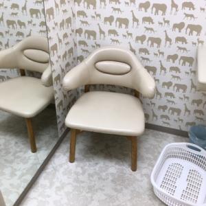 授乳室はベビーカーも入れます