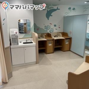 図書館キッズスペース(6th floor)の授乳室・オムツ替え台情報 画像9