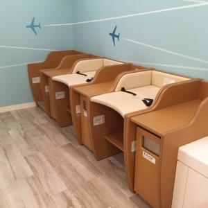 羽田空港(国内線第1旅客ターミナル 1F北ウイング)の授乳室・オムツ替え台情報 画像3