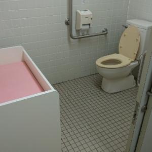 男性トイレ側の中の様子です。