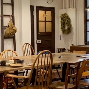 mumokuteki cafe&foods 京都店 (ムモクテキカフェ)の授乳室・オムツ替え台情報 画像3