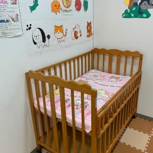 アウガ(6階 つどいの広場「さんぽぽ」)の授乳室・オムツ替え台情報 画像3