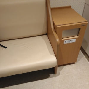 ホテルメトロポリタンさいたま新都心(4F)の授乳室情報 画像2