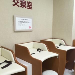 リノアス八尾店(4F)の授乳室・オムツ替え台情報 画像6