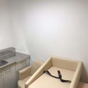 北ガスアリーナ札幌46(2F)の授乳室・オムツ替え台情報 画像3