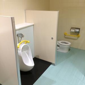 子ども用トイレもあります!