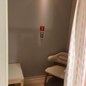 授乳室(カーテン内)