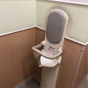 授乳室1内のベビーチェア