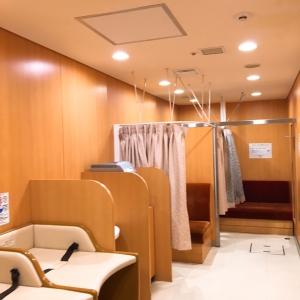 アトレ恵比寿(3F)の授乳室・オムツ替え台情報 画像2