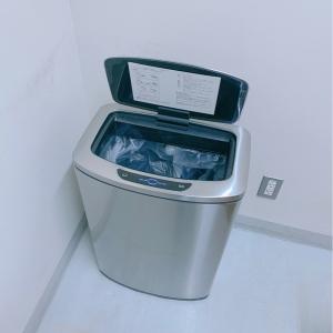 授乳室 ゴミ箱