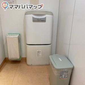 ラフロール(2F)の授乳室・オムツ替え台情報 画像1