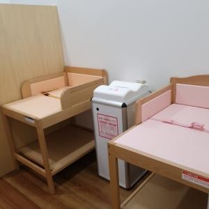 アキバイチ(4F)の授乳室・オムツ替え台情報 画像2