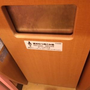 JR中野駅 南口改札内(1F)の授乳室・オムツ替え台情報 画像10