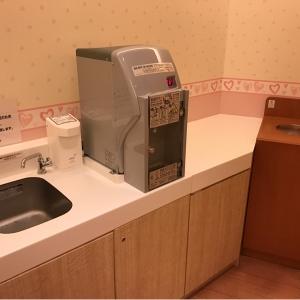 横須賀モアーズシティ(5F)の授乳室・オムツ替え台情報 画像9