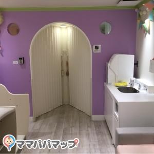 ルミネエスト新宿店(4階 ベビーラウンジ)の授乳室・オムツ替え台情報 画像4
