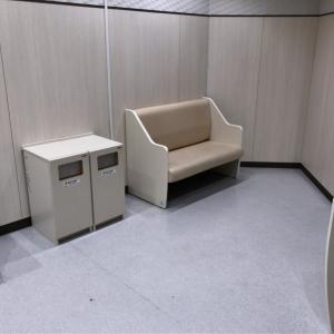上野駅(改札内)の授乳室・オムツ替え台情報 画像2