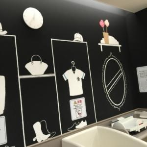 イオンモール和歌山(1階 デシグアル 通路奥)の授乳室・オムツ替え台情報 画像1