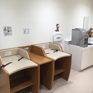 与島PA(上下集約)(1F)の授乳室・オムツ替え台情報 画像3