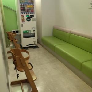 新宿タカシマヤ(9階 赤ちゃん休憩室)の授乳室・オムツ替え台情報 画像5
