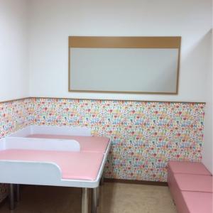 イズミヤ 寝屋川店(3F)の授乳室・オムツ替え台情報 画像1