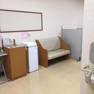 サンリブシティ小倉(2F)の授乳室・オムツ替え台情報 画像1