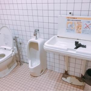 アヤハディオ 吉祥院八条店(1F)のオムツ替え台情報 画像2