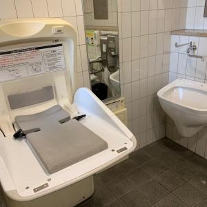 摂津富田駅(改札内)のオムツ替え台情報 画像1